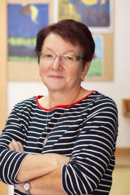 Reinigungskraft Martha Stöger