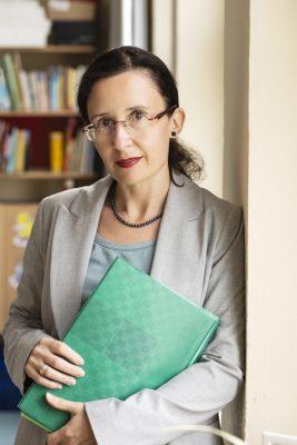 Schulleiterin Anna-Maria Vogl