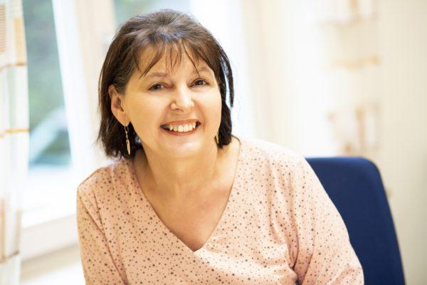 Sekretärin Susanne Jachdhuber